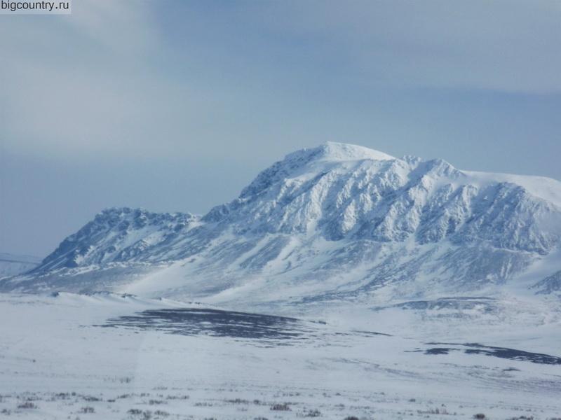 Ямало ненецкий ао уральские горы